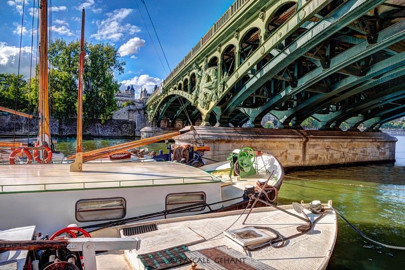 Sous les ponts de Paris 2