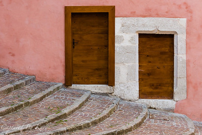 Two Doors, Annecy