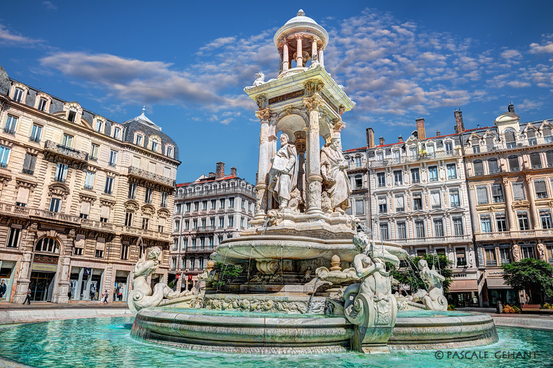 Fountain of Lyon