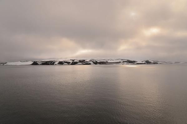 Kuhn Island from E