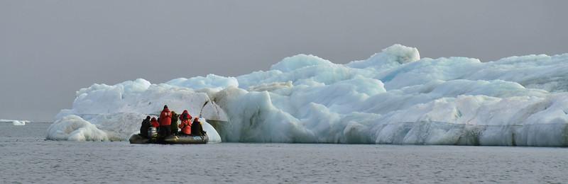 Iceberg, Appolonia Island