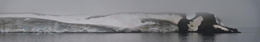 Cape Stolbovoy (Cape Säulen), Rudolf Island