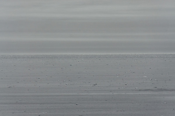 Loose drift ice between Rudolf Island and North Pole