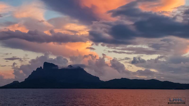 BoraBora Sunset