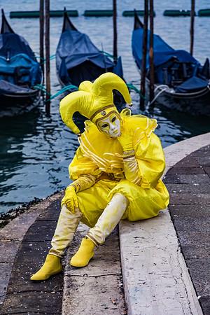 ITALY; Venice; Carinal