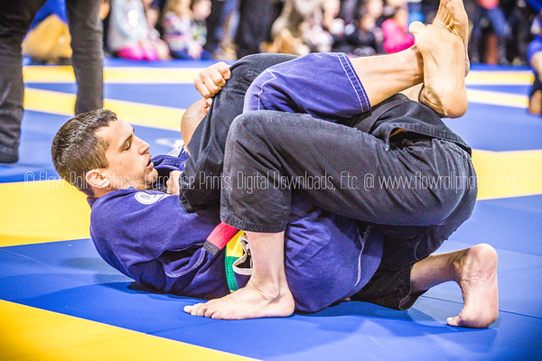 Fuji BJJ - Flow Roll Photos