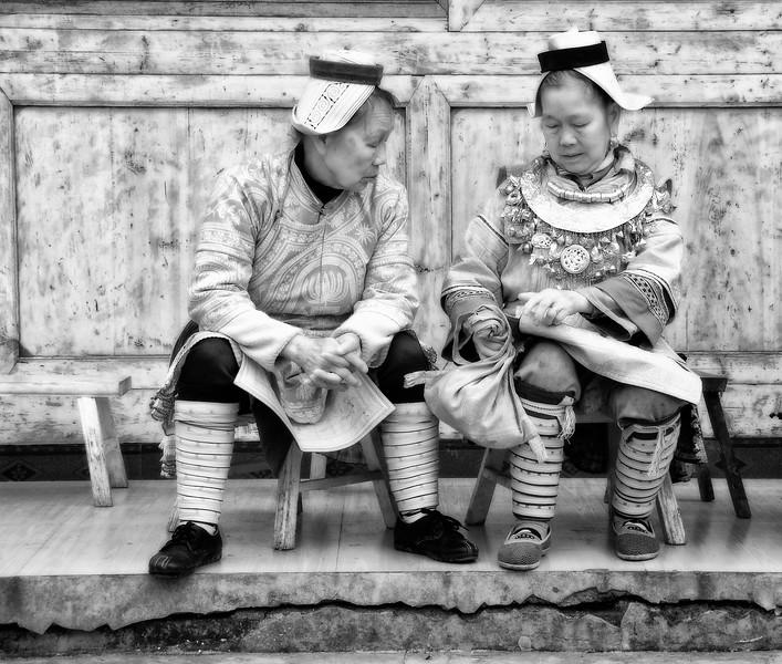 Fujian and Guixhou, China