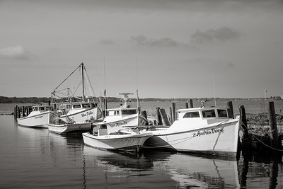 Deadrise Fishing Boats