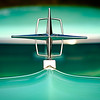 1956 Lincoln Hood Ornament