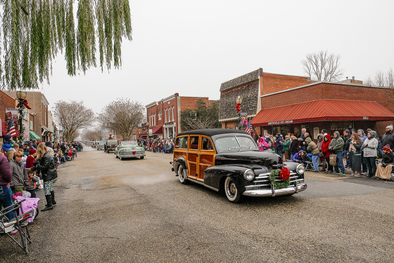 Small Town USA Christmas Parade