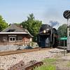 Norfolk & Western J Class # 611 Steam Locomotive