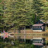 Still Water and Remote Cabin at White Lake NY
