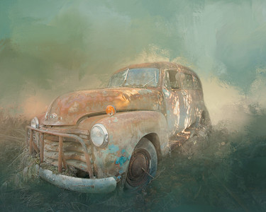 Ole Kilcher Car
