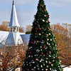 Christmas Spires