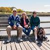 Bob, Joy, Mercedes & Megan - OBX -  May 2015