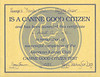 Canine Good Citizen (CGC) - August 17, 1991