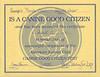 Canine Good Citizen - August 17, 1991