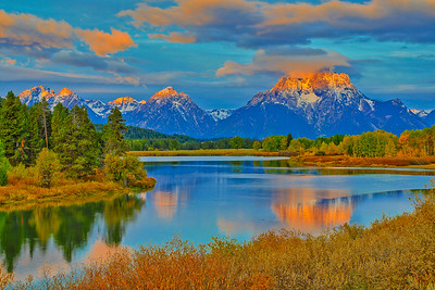 "Item# 3709 ""Oxbow Bend"""