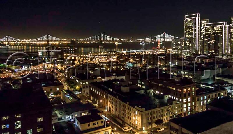 SF Bay Lights