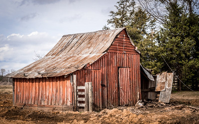 Barn in Rolling Meadows, Kilgore, Texas
