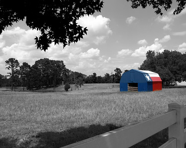 East Texas Barn