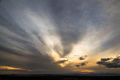 Santa Fe Sunset 3