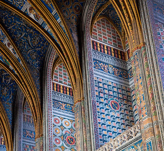 Architectural Geometry, Cathedral, France, 2013