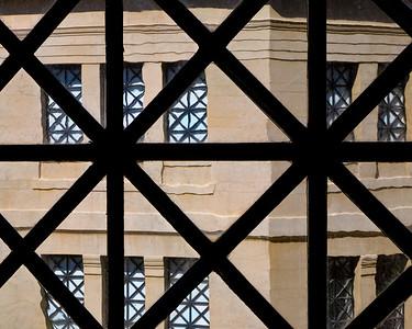 Windows, Stanford Museum, 2008