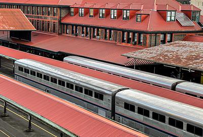 Union Station, Portland, 2021
