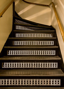Stairway, 49 Geary, San Francisco, 2009
