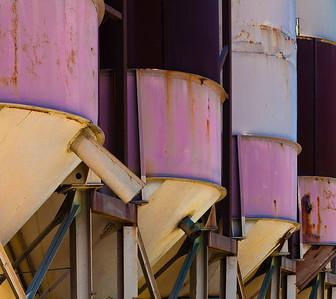 Cement Factory. Berkeley, 2015