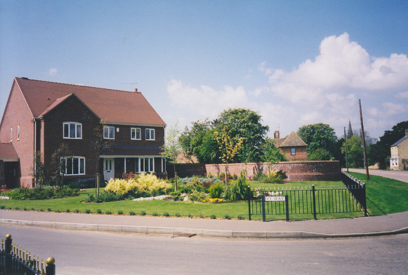 House back in 1999