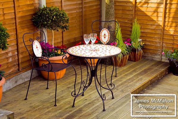 Garden Furniture Shoot