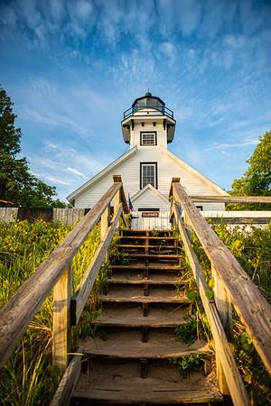 Old Mission Light House