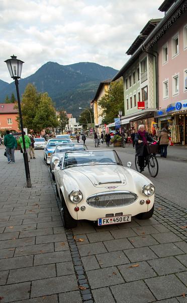 Garmish classic cars