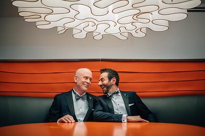 Gary + Joe Wedding