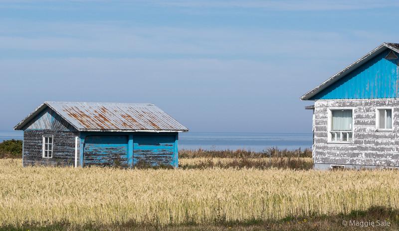 Farm near St.-Ulric