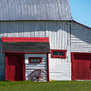 Barn near St. Georges-de-Malbaie