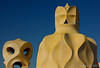 Casa Mila Chimneys 2