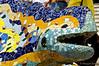 Mosaic Lizard, Parc Guell
