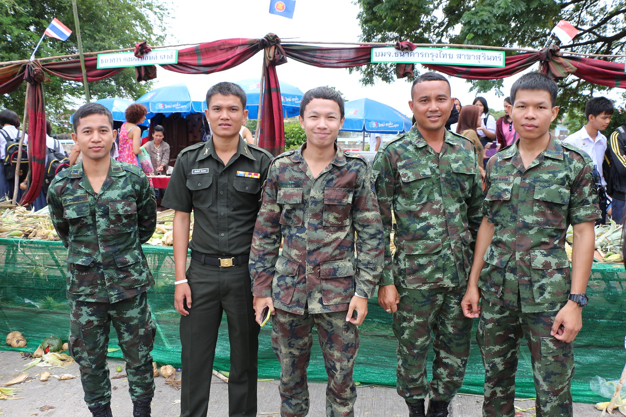 2014-11-14 Surin Elephant Welcome Feast 550