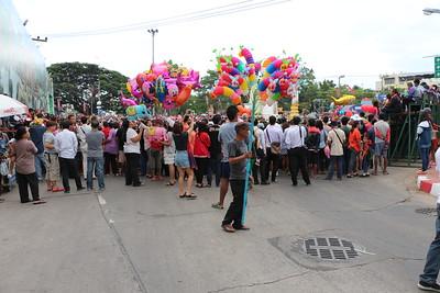 2014-11-14 Surin Elephant Welcome Feast 002