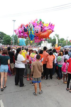 2014-11-14 Surin Elephant Welcome Feast 004