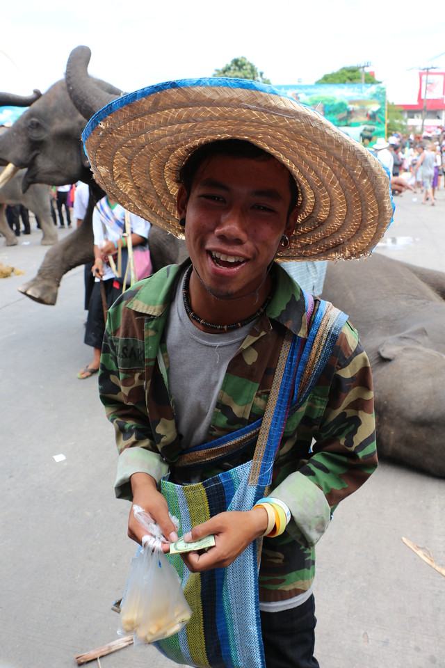 2014-11-14 Surin Elephant Welcome Feast 673