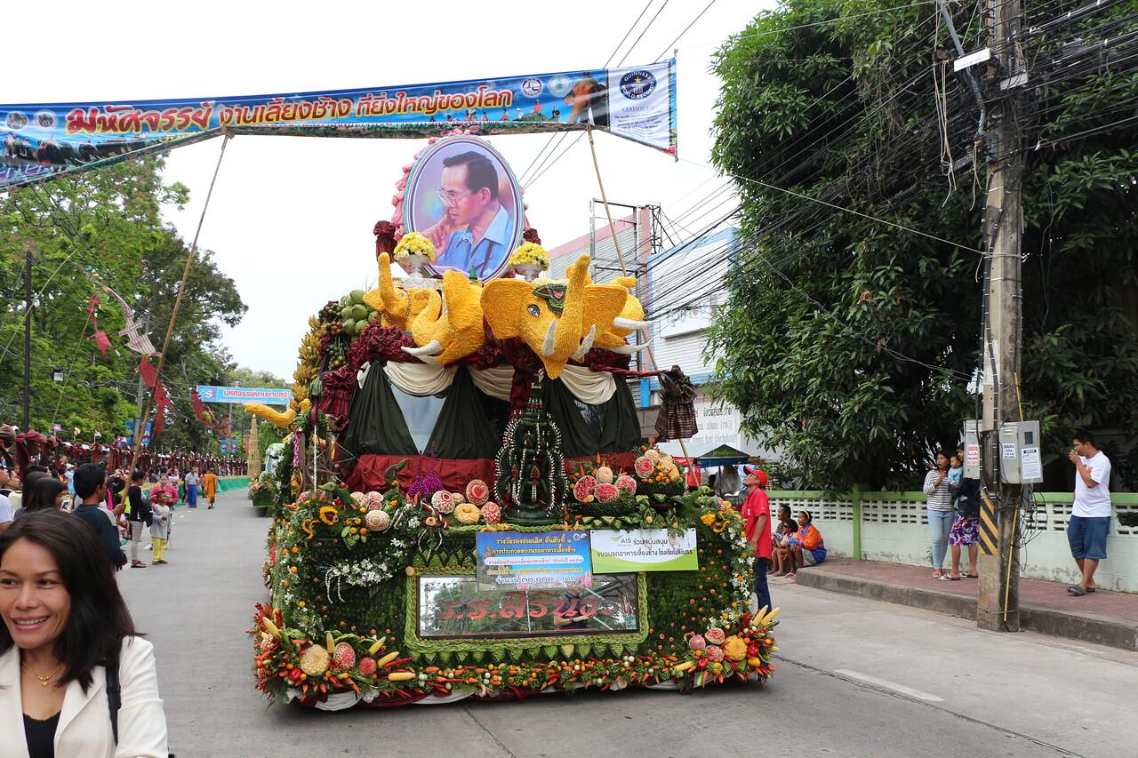 2014-11-14 Surin Elephant Welcome Feast 109