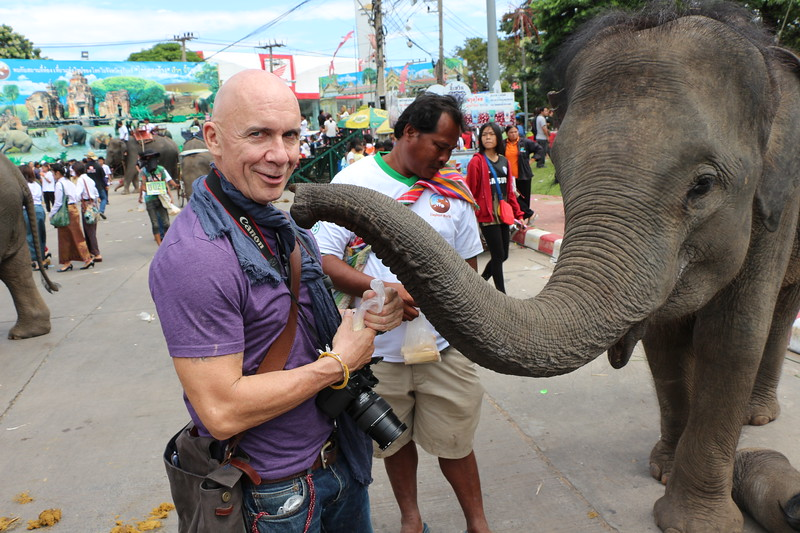2014-11-14 Surin Elephant Welcome Feast 791.JPG