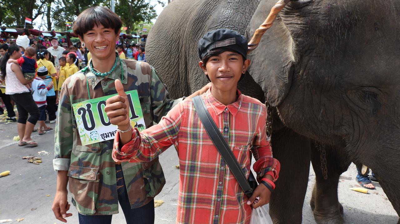 2014-11-14 Surin Elephant Welcome Feast 454