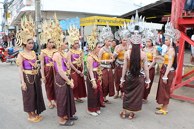 2014-11-14 Surin Elephant Welcome Feast 017