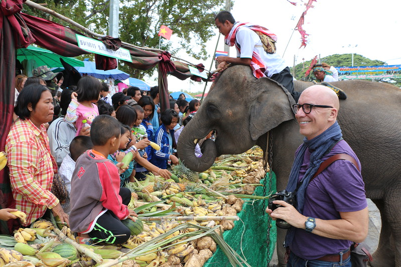 2014-11-14 Surin Elephant Welcome Feast 331.JPG