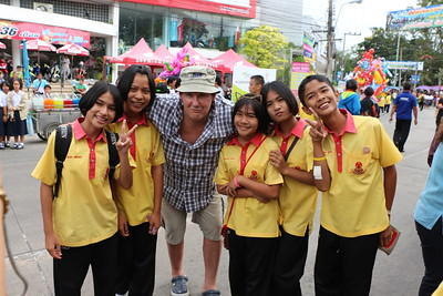 2014-11-14 Surin Elephant Welcome Feast 039